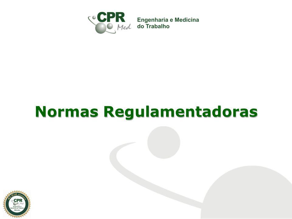 Normas regulamentadoras NR1 - Disposições Gerais: Campo de aplicação de todas as Normas Regulamentadoras de Segurança e Medicina do Trabalho, bem como os direitos e obrigações do Governo, dos empregadores e dos trabalhadores no tocante a este tema específico.