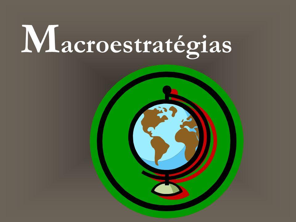 M acroestratégias