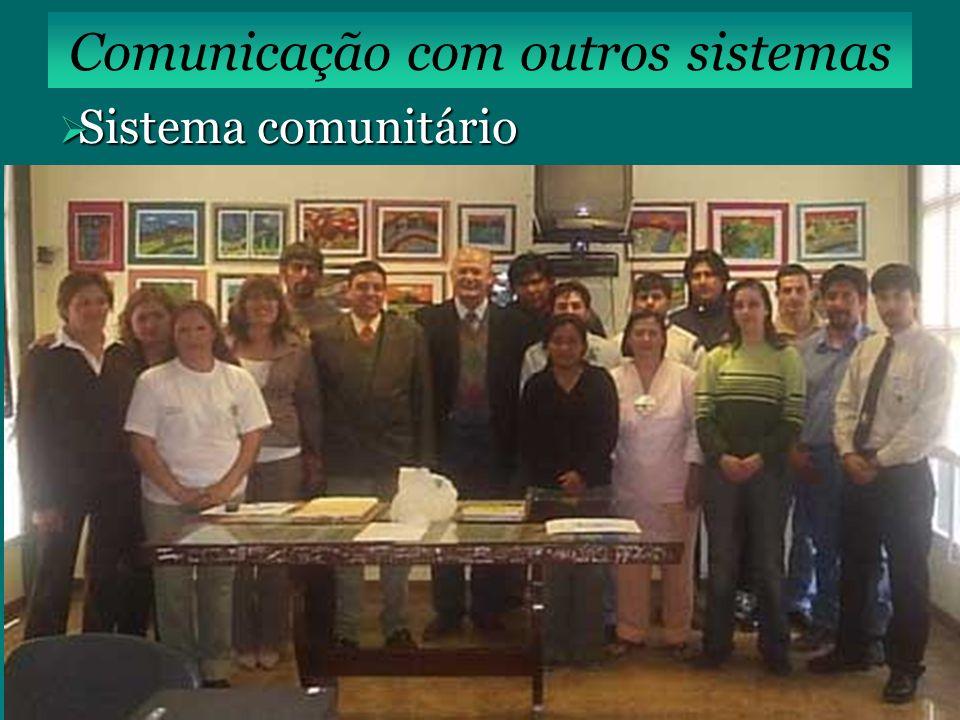 Sistema comunitário Sistema comunitário
