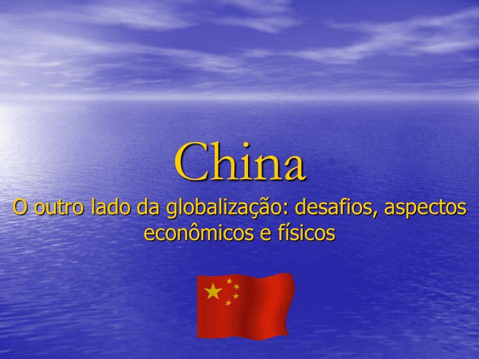 Reviravoltas da política chinesa A China vem surpreendendo o mundo há várias décadas.