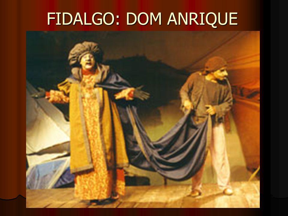 FIDALGO: DOM ANRIQUE