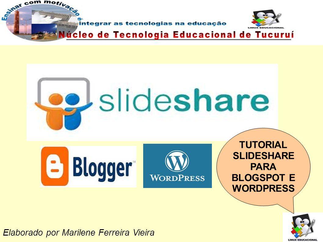 O slideshare é um programa virtual que visa transformar as apresentações em slides e exibí-las de forma dinâmica e intuitiva nas páginas da internet principalmente em blogs.