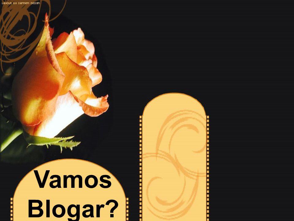 Seu 1º Post Agora é a sua vez. Vamos criar o seu blog para divulgação dos seus trabalhos.
