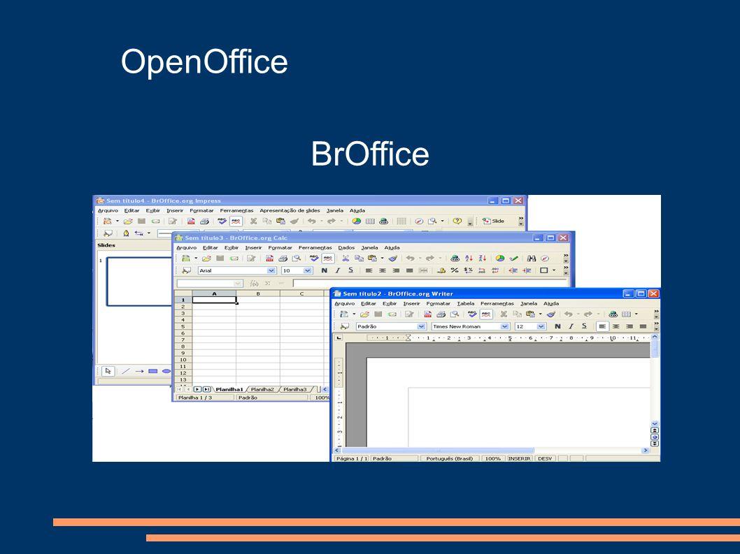 OpenOffice BrOffice