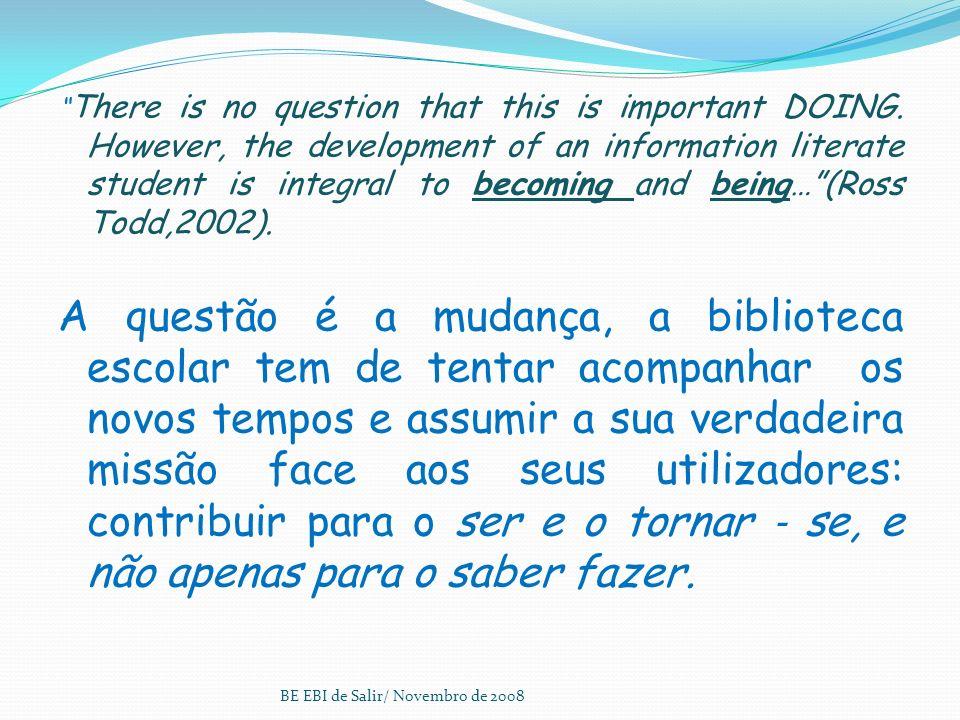 Comunicação e integração dos resultados no relatório de avaliação da escola - Ao Conselho Executivo - Divulgado e discutido no Conselho Pedagógico - E