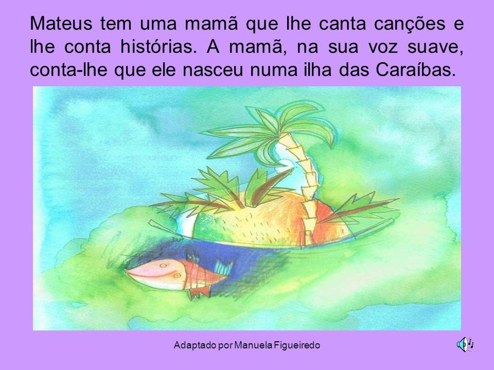 Adaptado por Manuela Figueiredo Mateus tem uma mamã que lhe canta canções e lhe conta histórias. A mamã, na sua voz suave, conta-lhe que ele nasceu nu