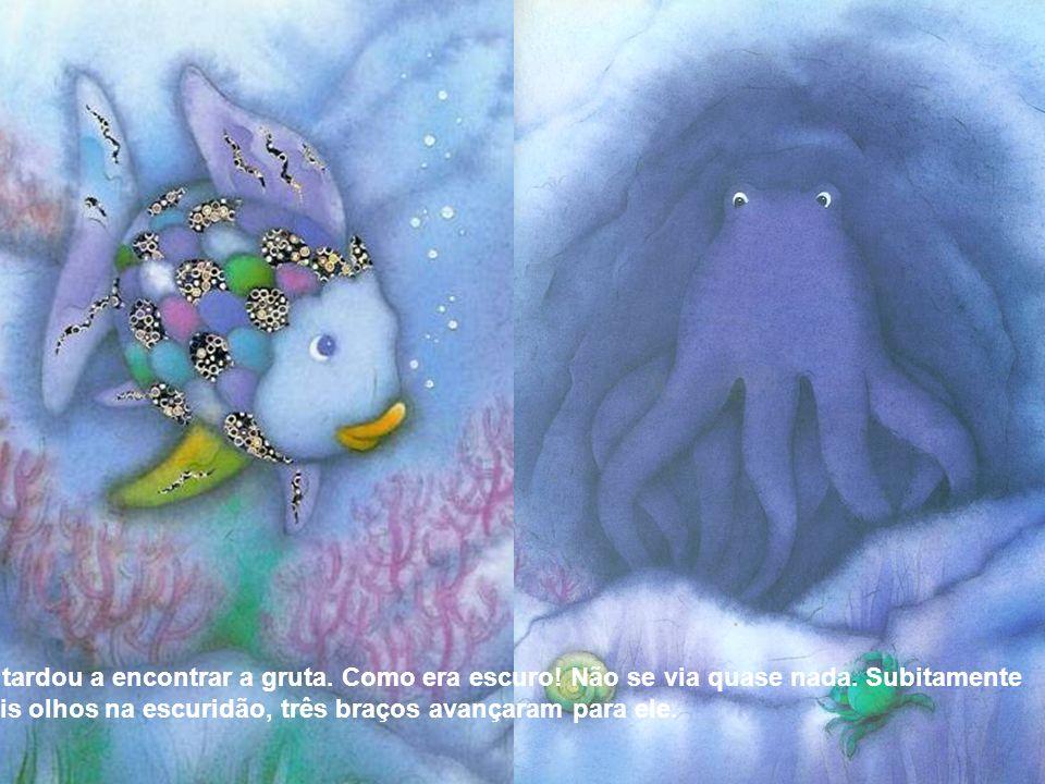 - Estava à tua espera - disse Octopus com voz grave – as ondas contaram-me a tua história.