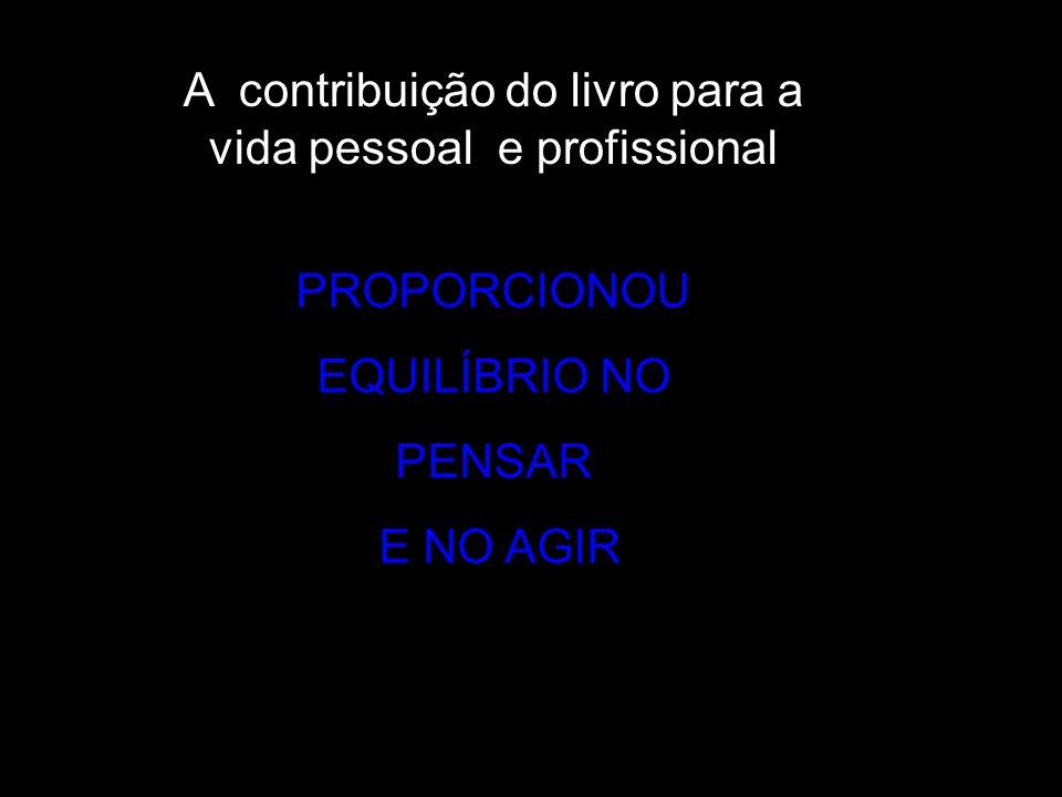 Reflexão Envolvimento com o projeto ALEGRIA CONHECIMENTO ESPERANÇA