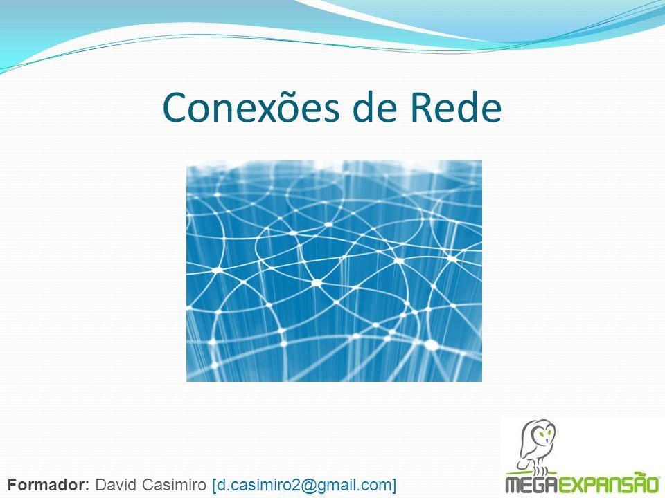 Objectivo(s) Instalar redes locais Conteúdos Definição de modelo de rede Tipos de rede e de ligação Configuração do adaptador de rede por tipo de rede Instalação de Hubs e sua ligação aos computadores Conexões de Rede