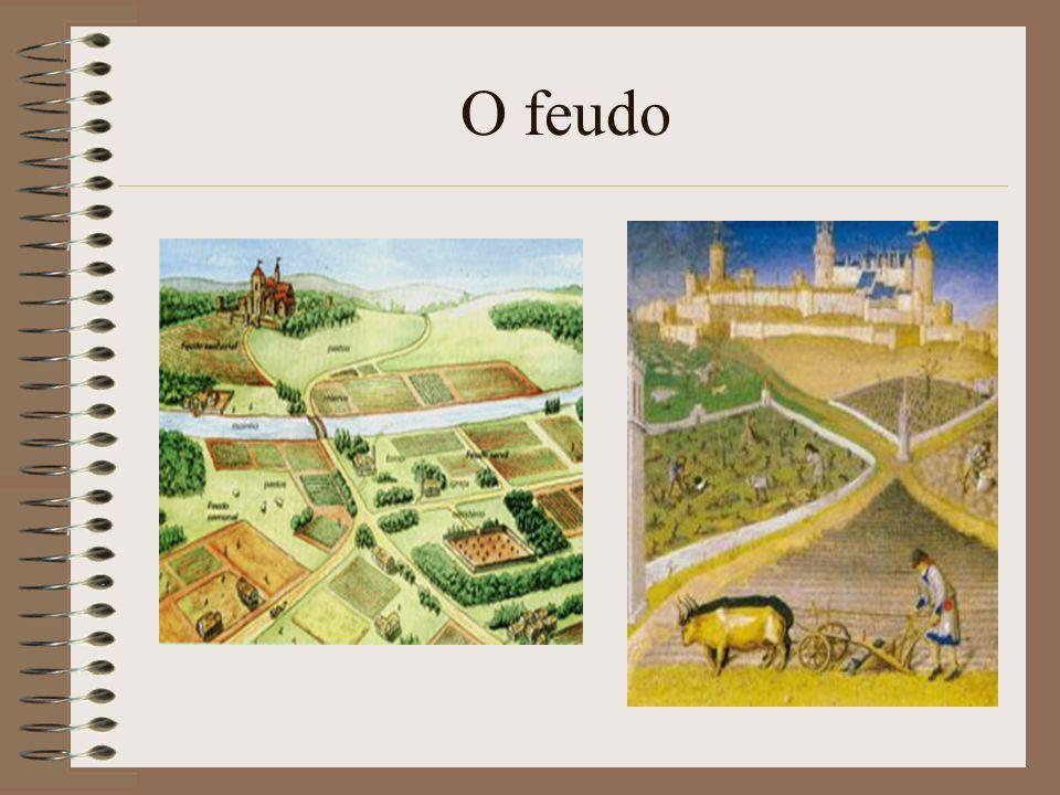 Características do feudalismo O feudalismo foi o sistema social que predominou na Europa durante a Idade Média.