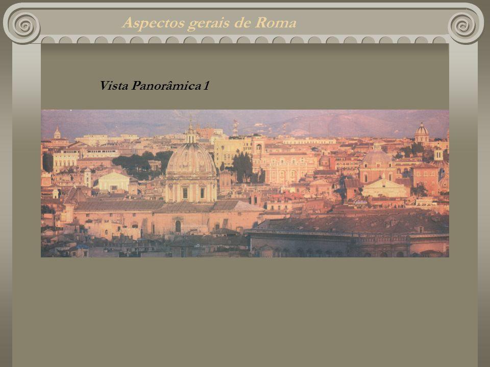 Aspectos gerais de Roma Vista Panorâmica 1