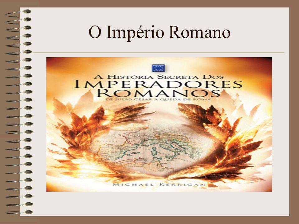 Império romano As forças de Otávio derrotaram Marco Antônio, era o fim da república e início do Império.