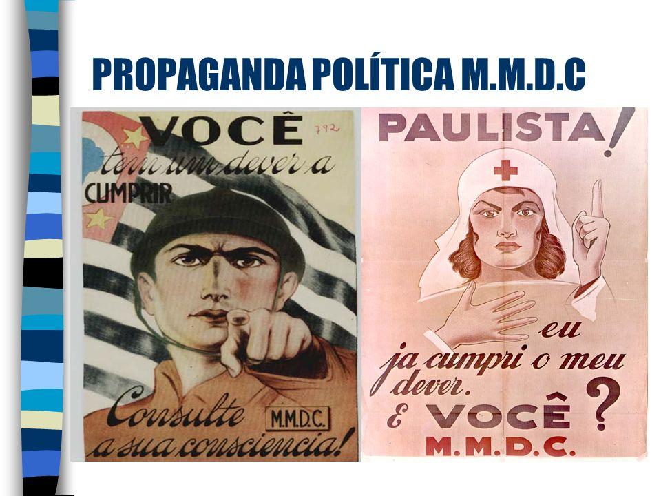 PROPAGANDA POLÍTICA M.M.D.C