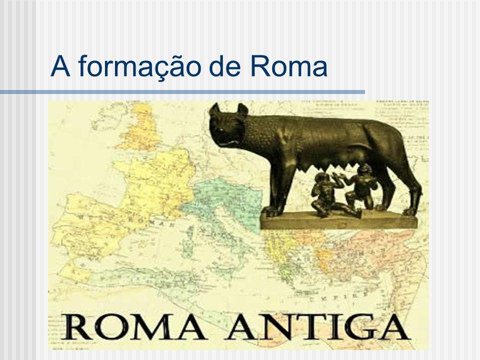 A formação de Roma