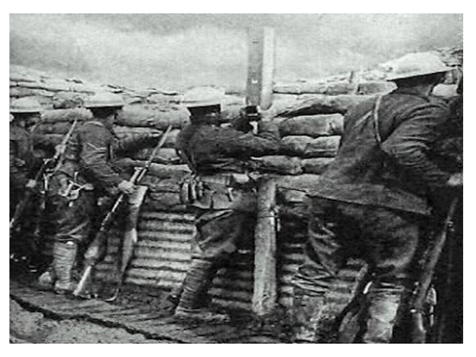 1917: o ano decisivo Em março de 1917, estourou a Revolução Russa.