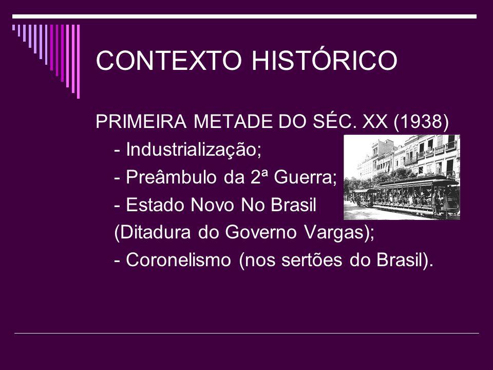 ESCOLA LITERÁRIA 2ª FASE DO MODERNISMO: - Maior maturidade; - Mais engajamento Social; - O regionalismo (romance de 30).