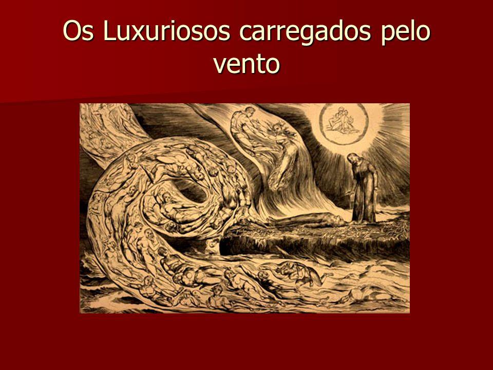 BARQUEIRO Flégias (o barqueiro) realiza a travessia do Rio Estige levando Dante e Virgílio.