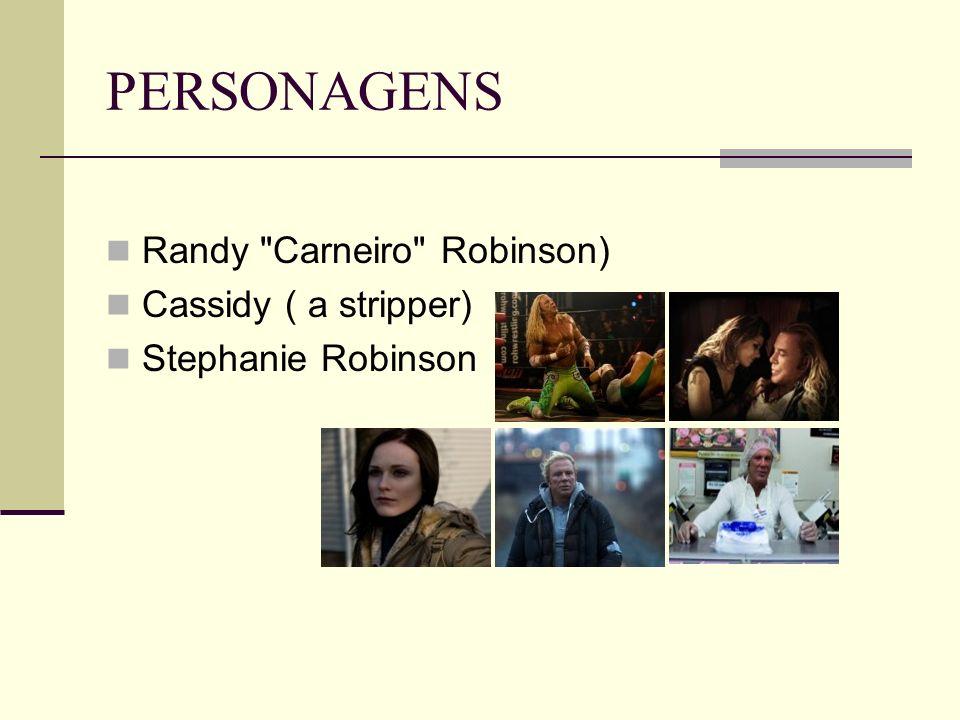 PERSONAGENS Randy