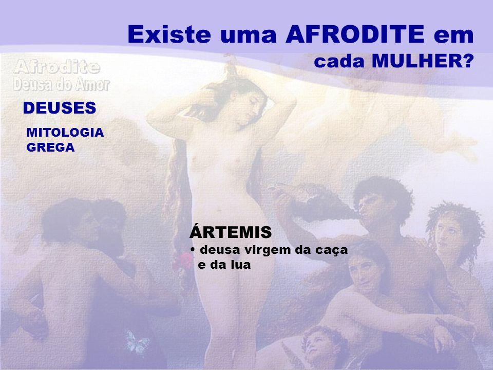 Existe uma AFRODITE em cada MULHER? DEUSES MITOLOGIA GREGA ÁRTEMIS deusa virgem da caça e da lua