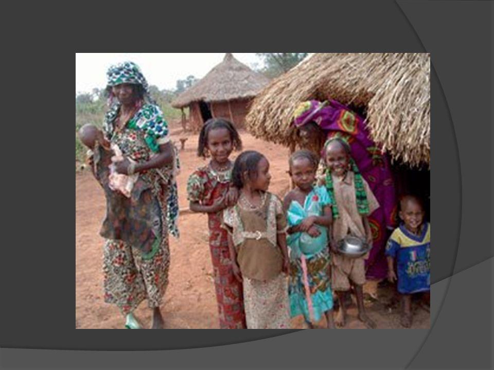 A família africana Quem educa uma mulher, educa um povo.