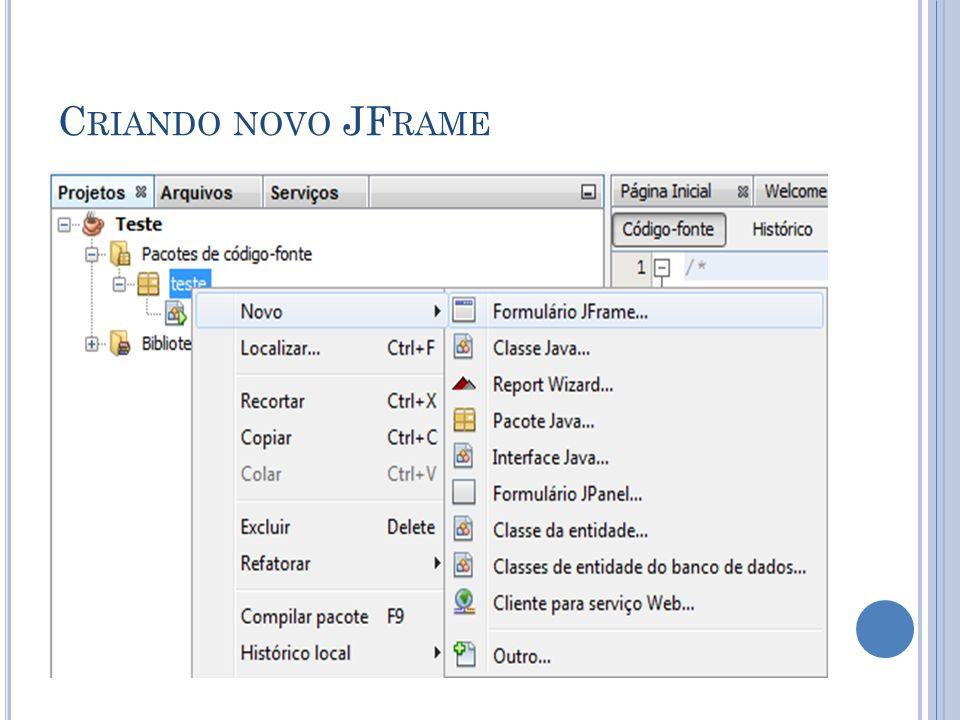 C RIANDO NOVO JF RAME