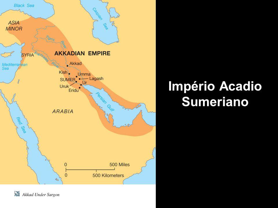 Império Acadio Sumeriano