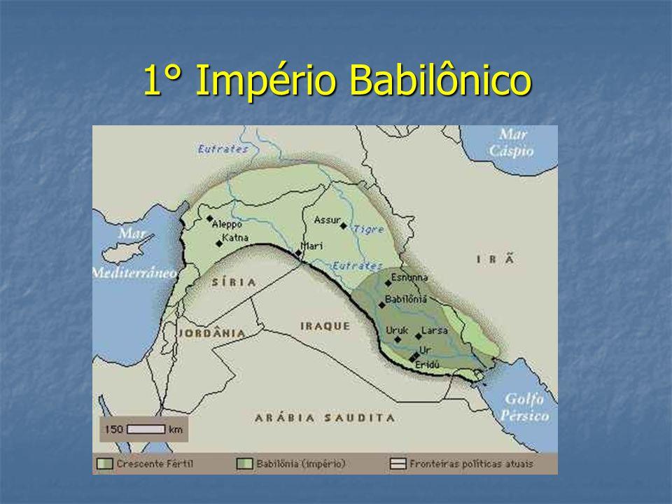 1° Império Babilônico