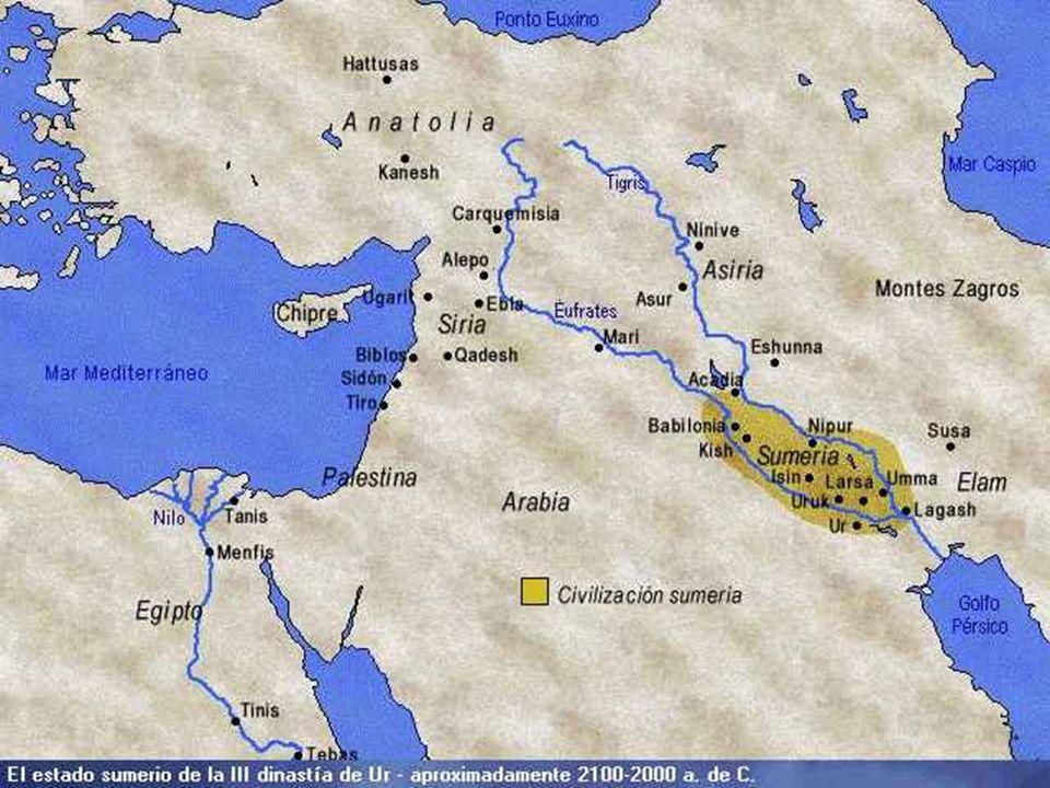 Mesopotâmia SUMÉRIOS E ACADIANOS - 3500 a 2000 a.C Sargão I – 2300 a.C Unificou politicamente o centro e o sul PRIMEIRO IMPÉRIO BABILÔNICO – 2000 a 1750 a.C Hamurábi - Rei da Babilônia IMPÉRIO ASSÍRIO – 1300 a 612 a.C Assurbanipal – 668 a 631 a.C SEGUNDO IMPÉRIO BABILÔNICO – 612 A 539 A.CNabucodomosor Grandes construções: Jardins Suspenso da Babilônia Escravização dos habitantes do reino de Judá – cativeiro Babilônico