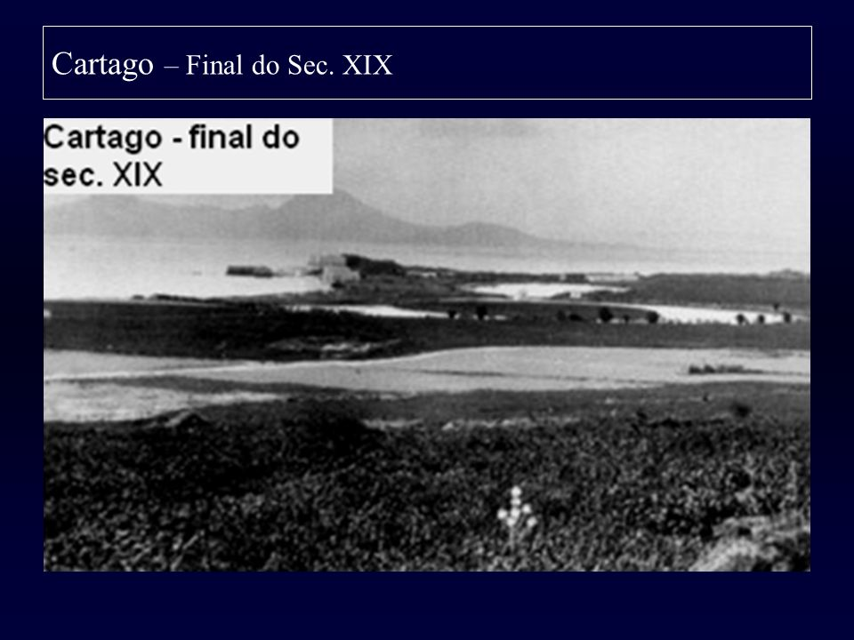 Cartago – Final do Sec. XIX