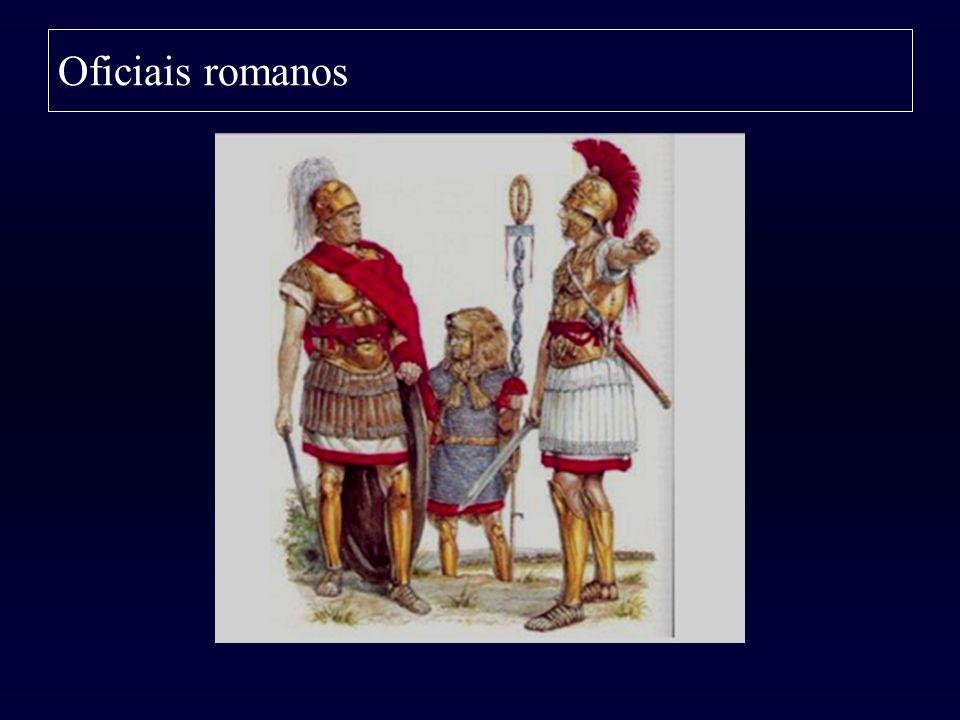 Oficiais romanos