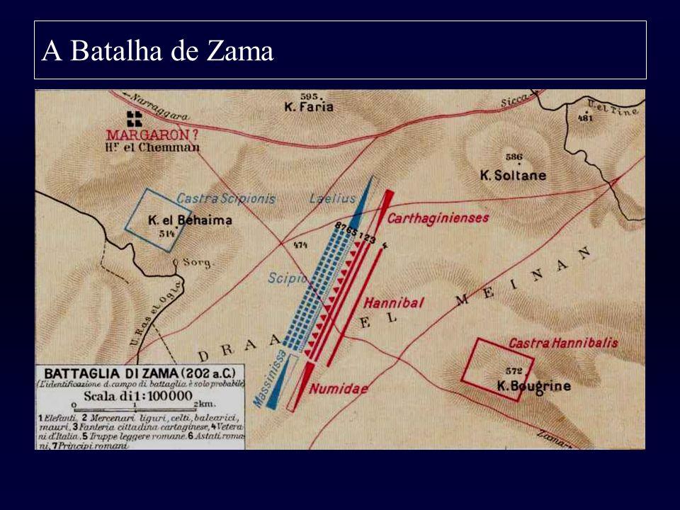 A Batalha de Zama