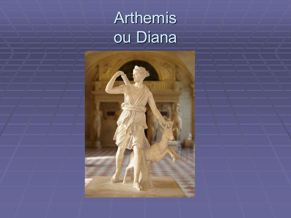 Arthemis ou Diana