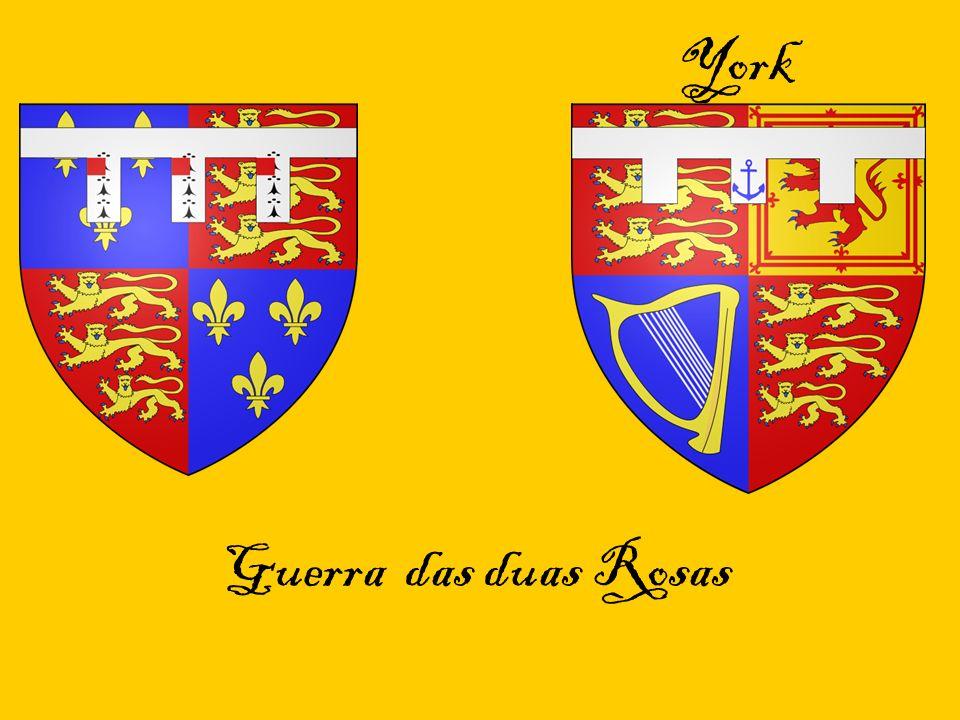 York Lancaster Guerra das duas Rosas