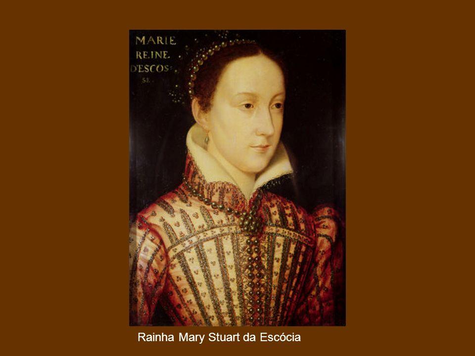 Rainha Mary Stuart da Escócia