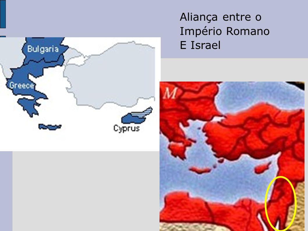 Aliança entre o Império Romano E Israel