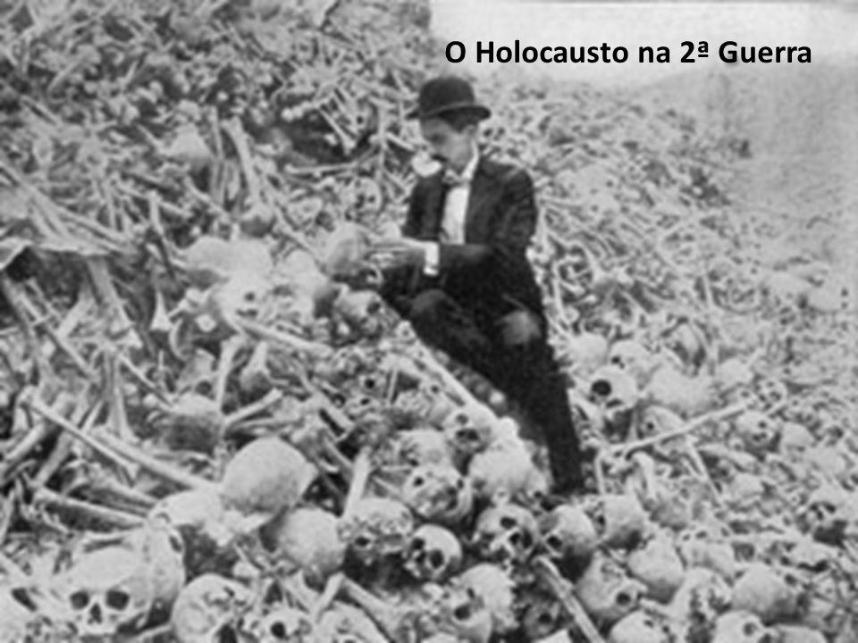 O Holocausto na 2ª Guerra