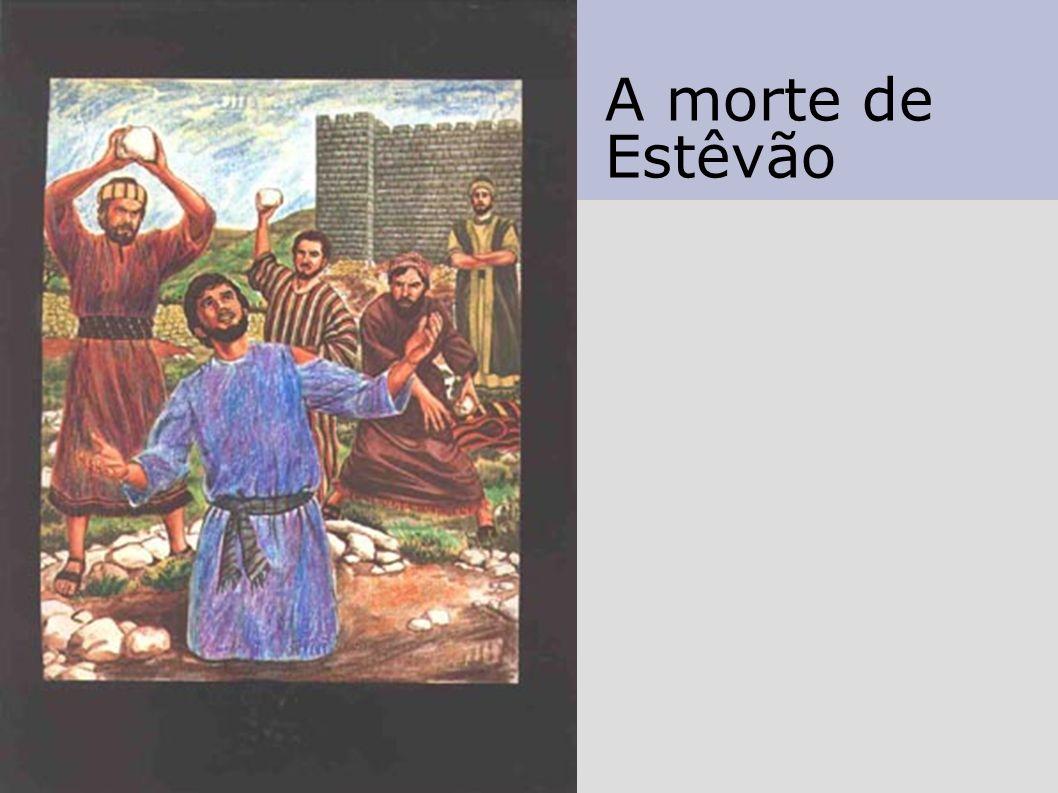 A morte de Estêvão