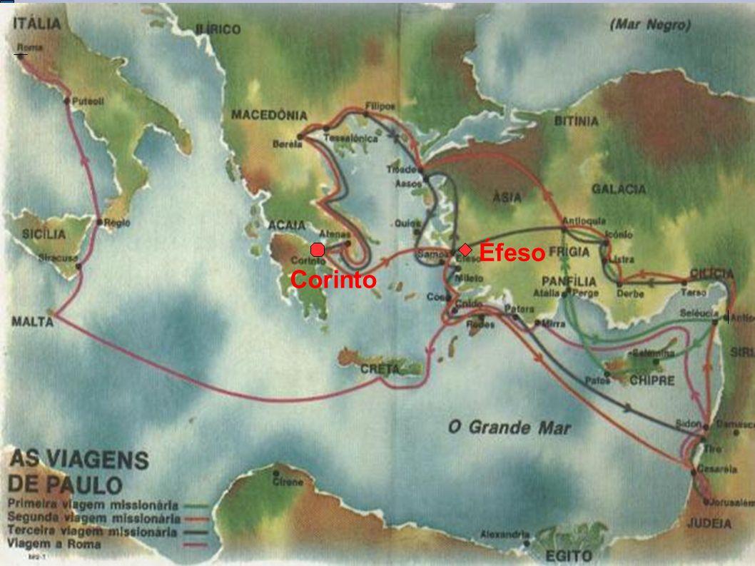Éfeso Corinto