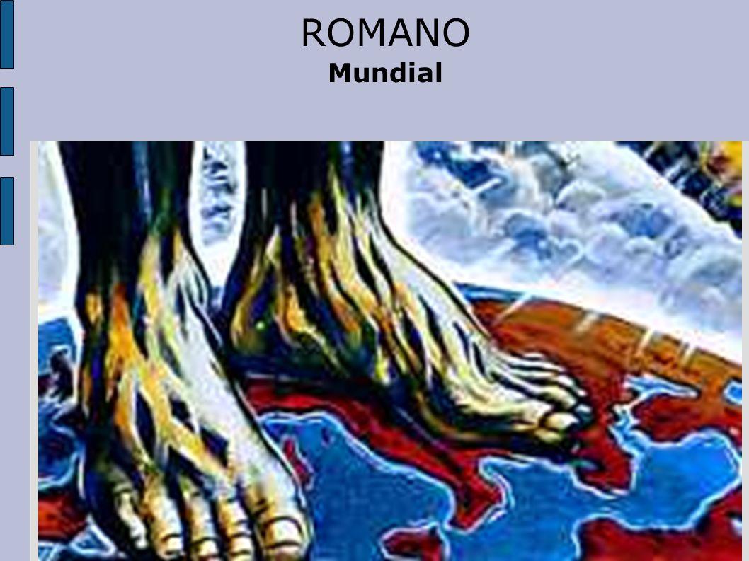 ROMANO Mundial