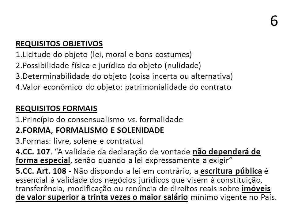 7 PRINCÍPIOS DO DIREITO CONTRATUAL PRINCÍPIO DA AUTONOMIA DA VONTADE (autonomia privada ou liberdade contratual) 1.CC Francês, art.