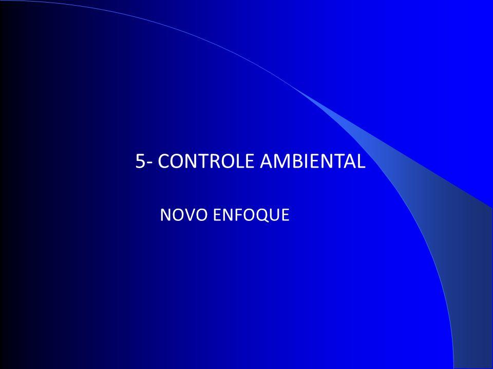 5- CONTROLE AMBIENTAL NOVO ENFOQUE
