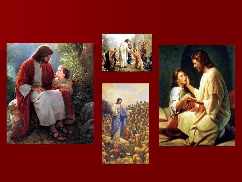 JESUS MODELO DE RELAÇÕES Com a sua vida, Com a sua vida, com serviço aos pequeninos, com serviço aos pequeninos, aos pobres, aos que são excluídos.
