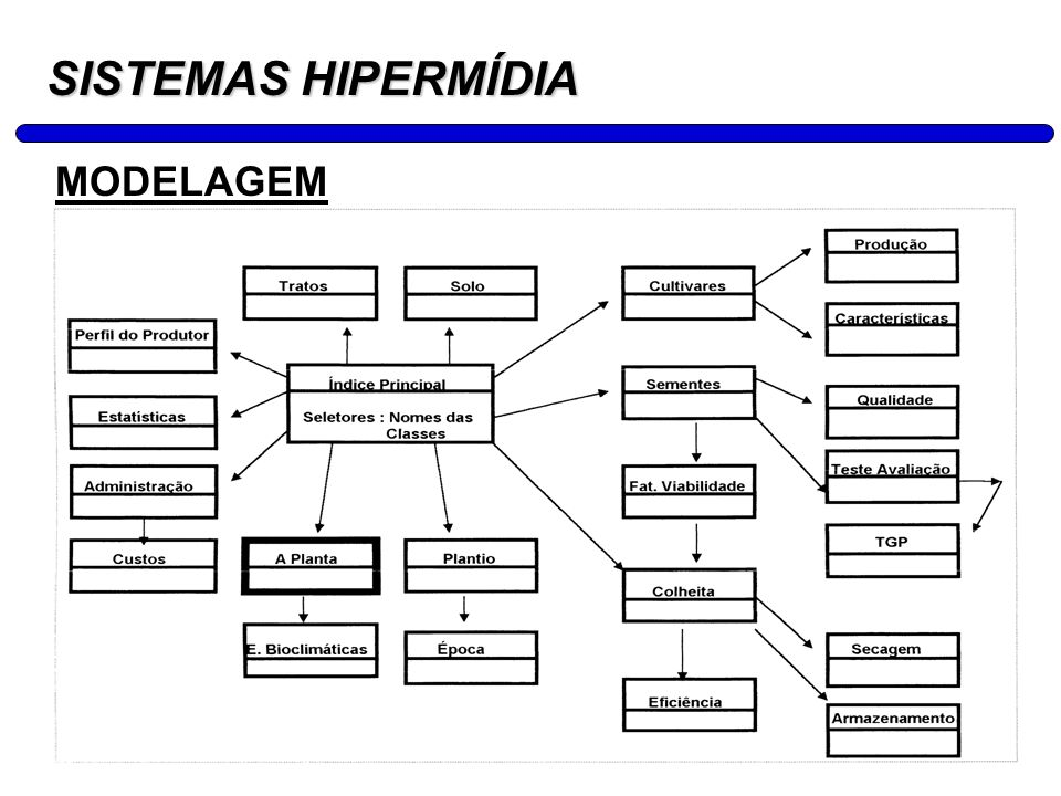 20 SISTEMAS HIPERMÍDIA MODELAGEM
