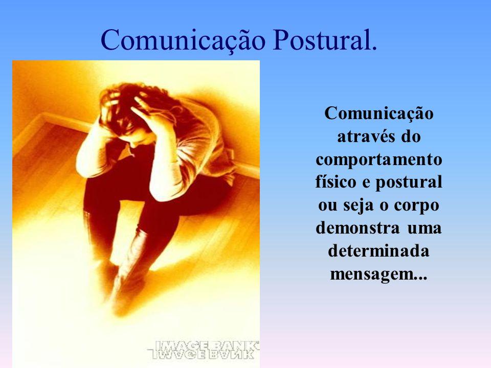 Comunicação pelo Olhar. Muitas vezes essa forma de comunicação supera a comunicação verbal propriamente dita, afinal quem foi que nunca emitiu uma det