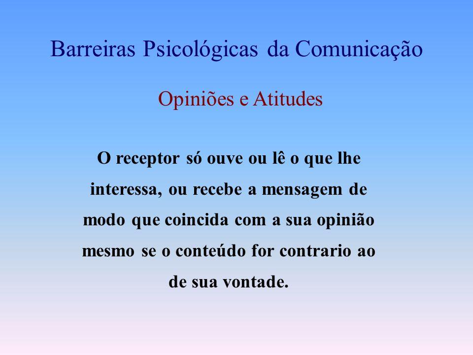 A parede do silêncio. É quando inexistem comunicações horizontais entre os órgãos do mesmo escalão hierárquico. Moral e produtividade Moral e produtiv