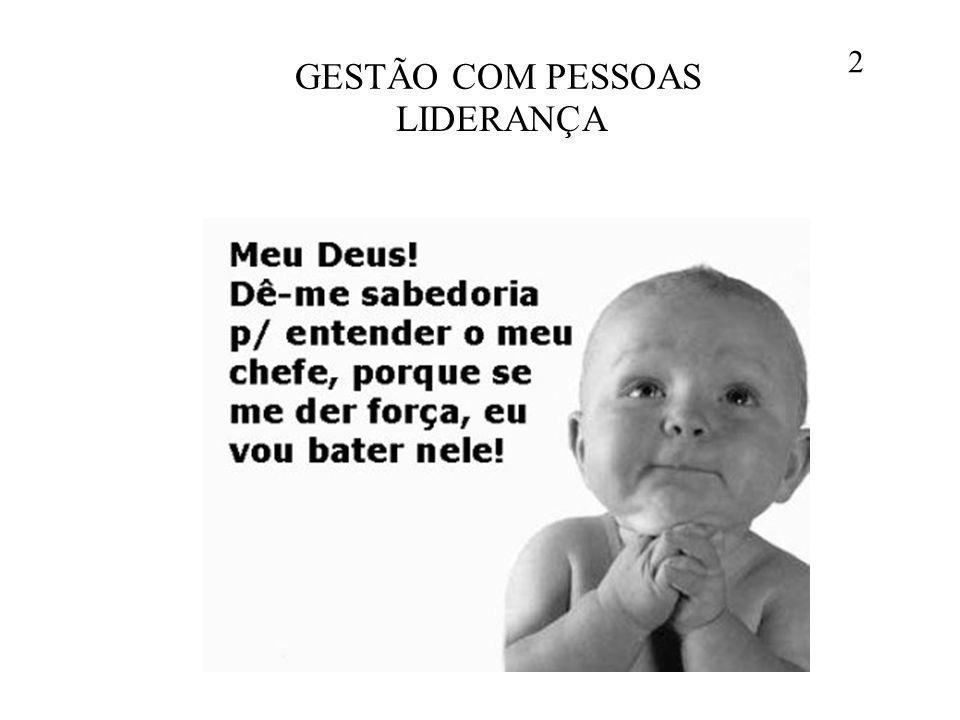 GESTÃO COM PESSOAS LIDERANÇA 2