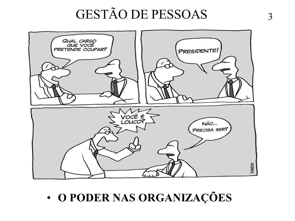 GESTÃO DE PESSOAS O PODER NAS ORGANIZAÇÕES 3
