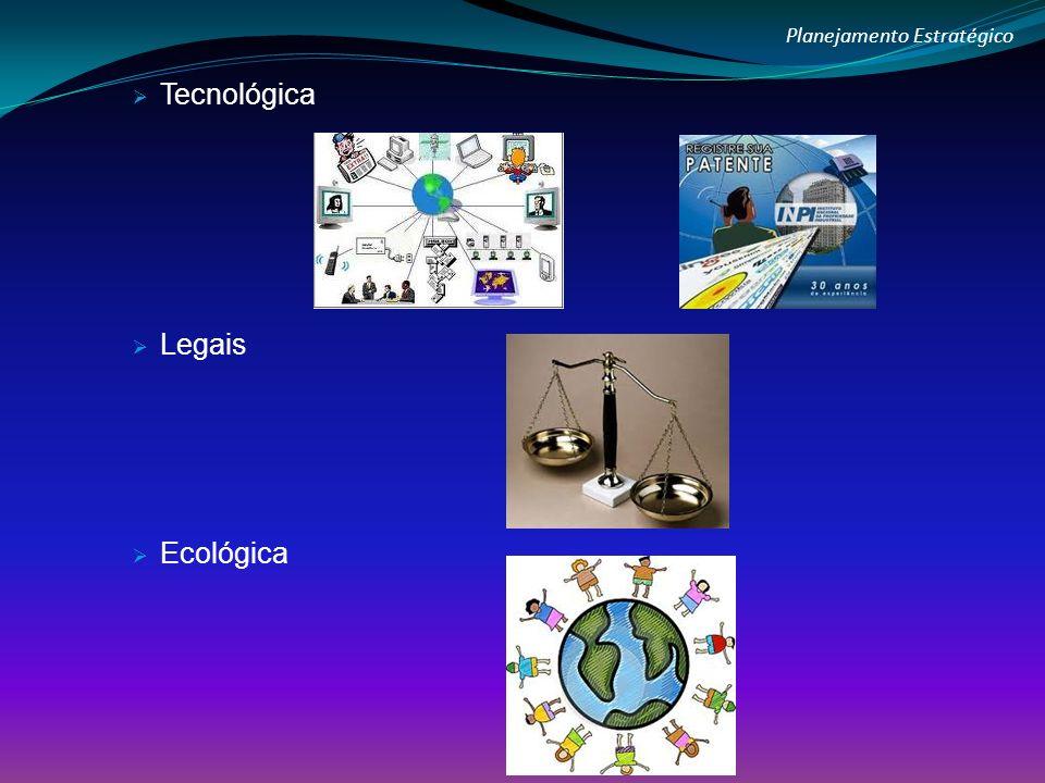 Planejamento Estratégico Tecnológica Legais Ecológica