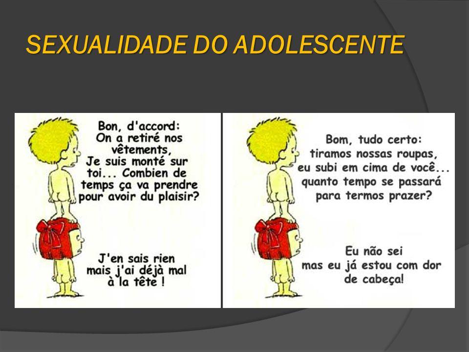 SEXUALIDADE DO ADOLESCENTE