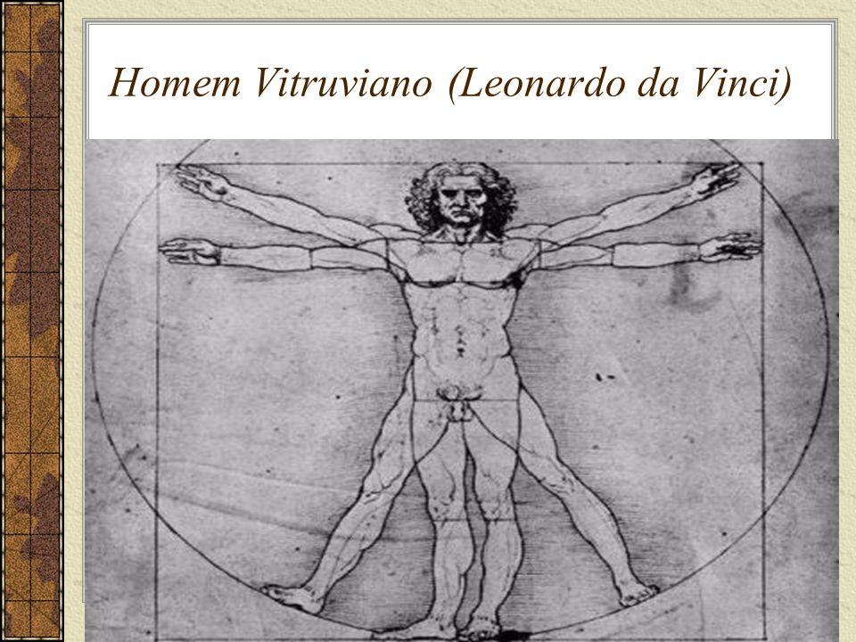 Simetria do Corpo Humano e Simetria do Universo Homem Vitruviano é baseado numa famosa passagem do arquiteto romano Marcus Vitruvius Pollio.